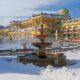 budapest télen