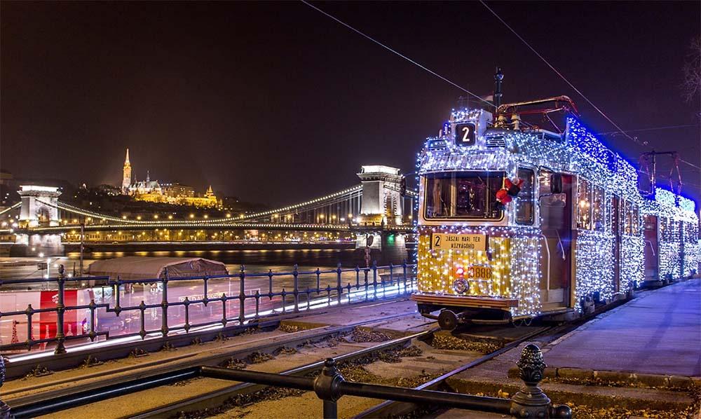 budapesti fényvillamos