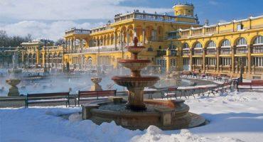 budapest-télen