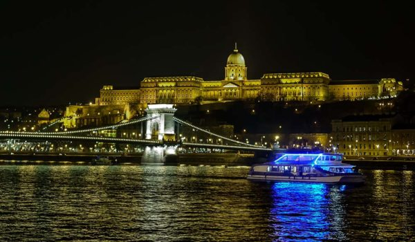 night cruise at new years eve budapest
