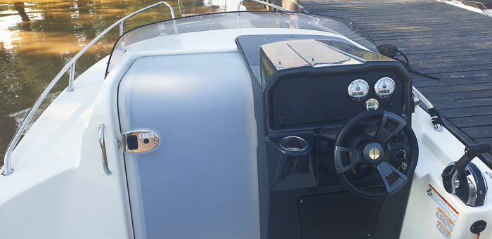 Quicksilver 505 Activ Cabin